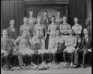 Scotland football team 1900 and 1928