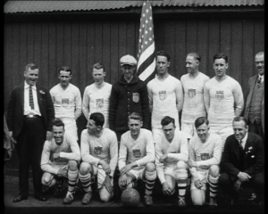 USA soccer team 1924