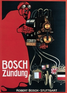 Bosch Red Devil