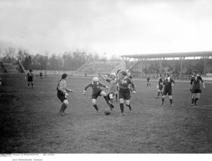 french women's football 1920s