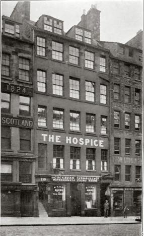The Hospice in the High Street